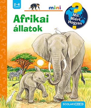 Daniela Prusse - Afrikai állatok