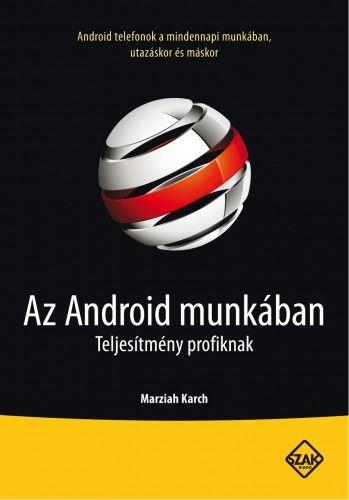 Marziah Karch - Az Android munkában