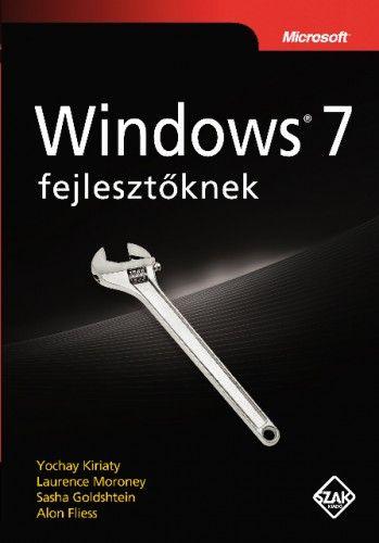 MORONEY LAURENCE - Windows 7 fejlesztőknek