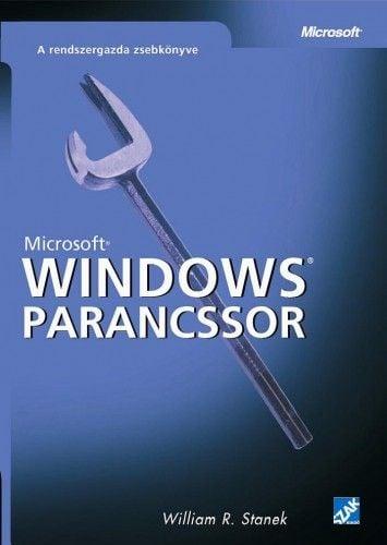 William R. Stanek - Windows parancssor