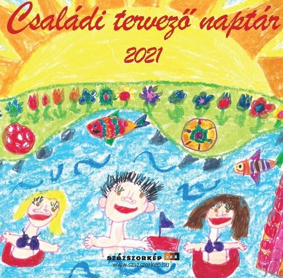 Családi Tervező naptár 2021
