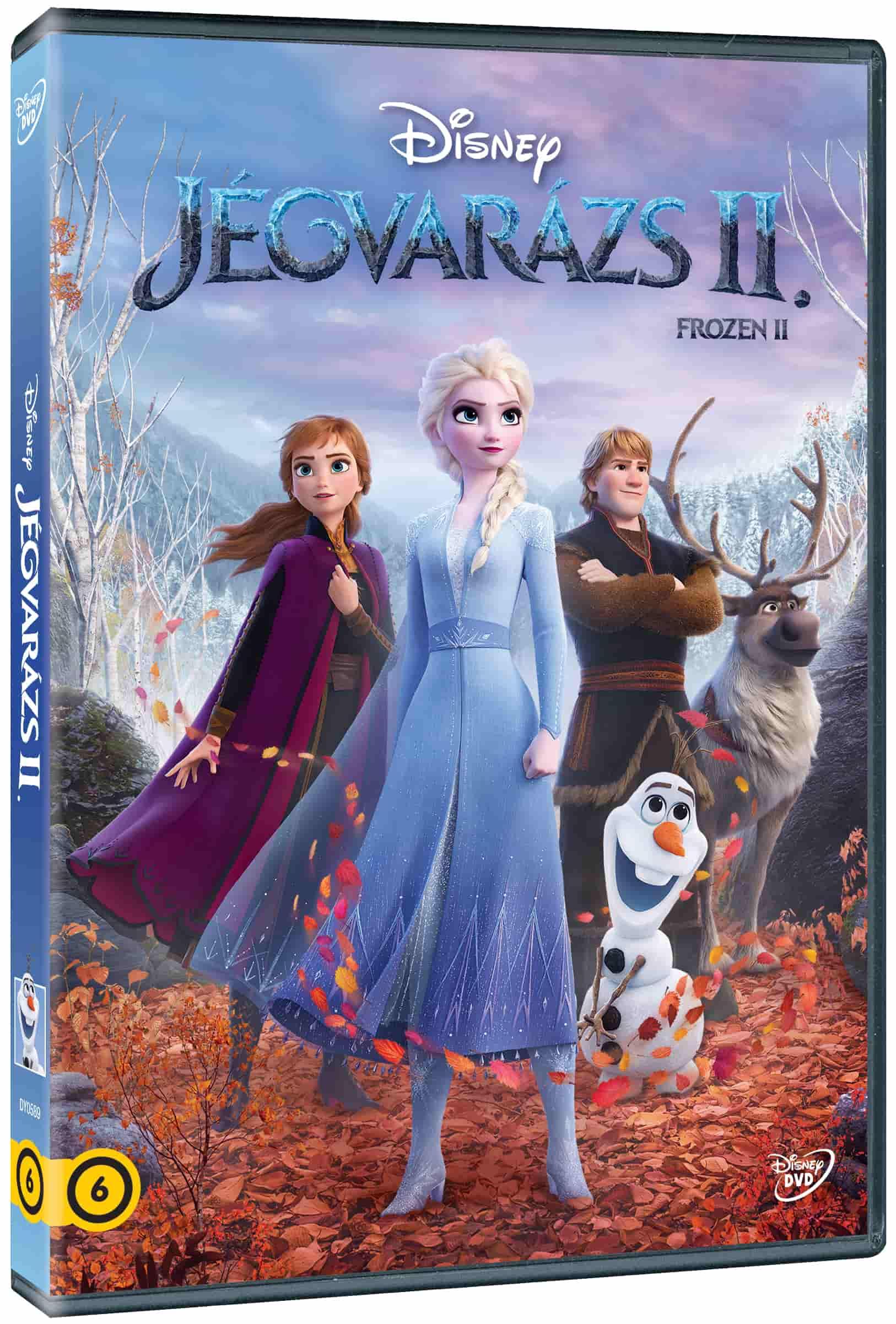 Jégvarázs 2. - DVD
