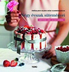 Yvonne Bauer - Négy évszak süteményei
