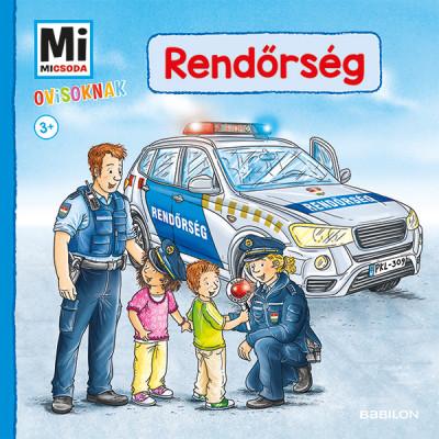 Benjamin Schreuder - Rendőrség - Mi Micsoda Ovisoknak