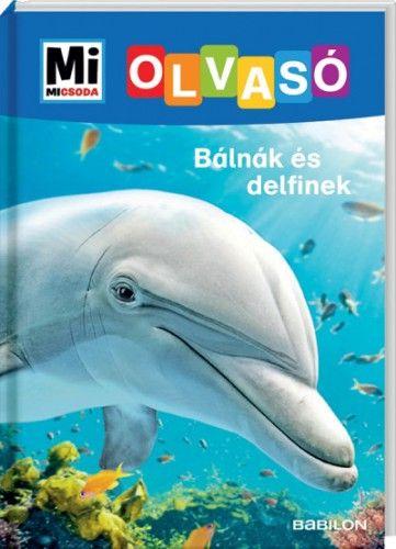 Christina Braun - Bálnák és delfinek - Mi Micsoda Olvasó