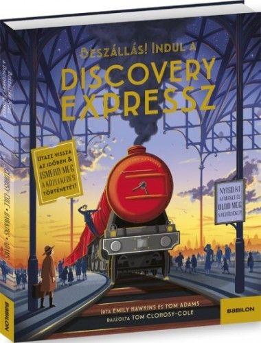Tom Adams - Discovery Expressz