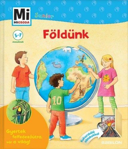 Sabine Stauber - Földünk - Mi micsoda Junior 8.