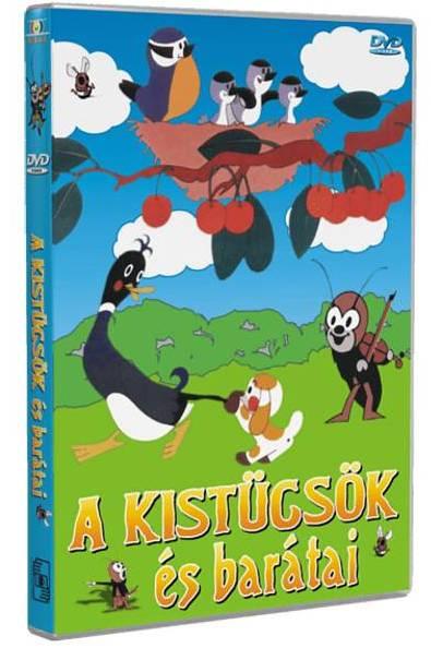 Kisvakond (Kistücsök és barátai) - DVD