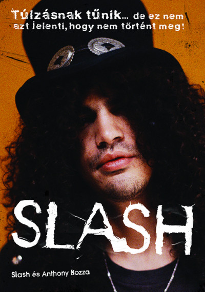 Anthony Bozza - Slash