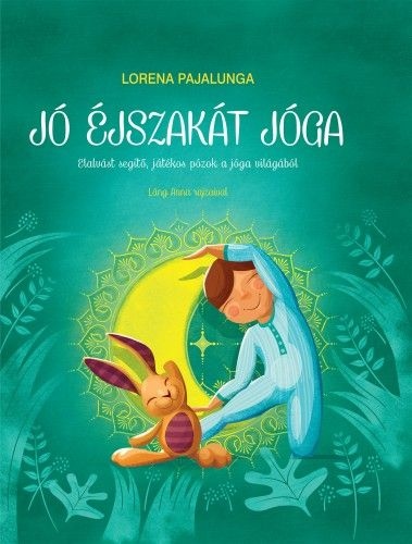 Lorena Pajalunga - Jó éjszakát jóga