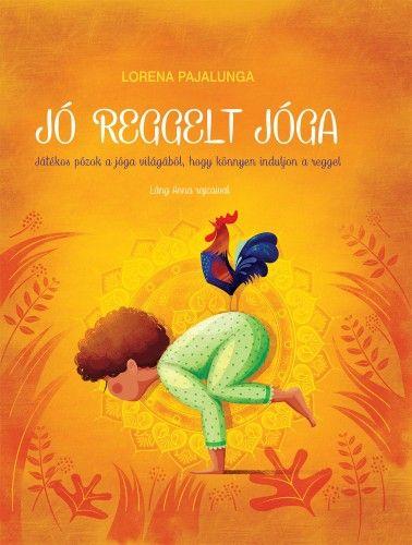 Lorena Pajalunga - Jó reggelt jóga