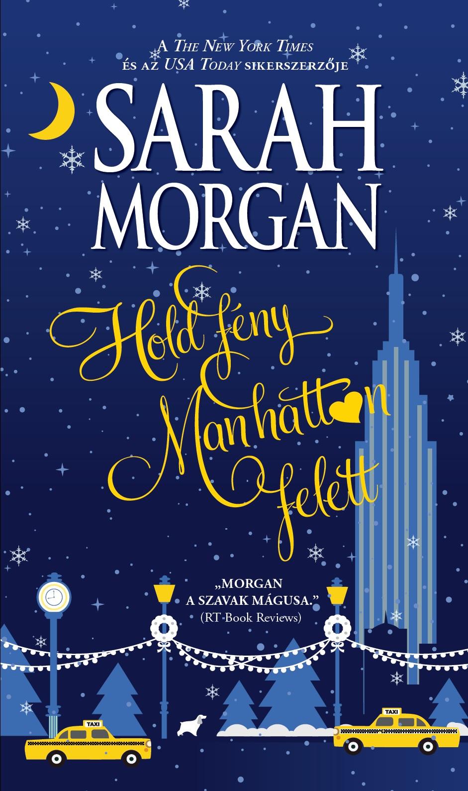 Sarah Morgan - Holdfény Manhattan felett