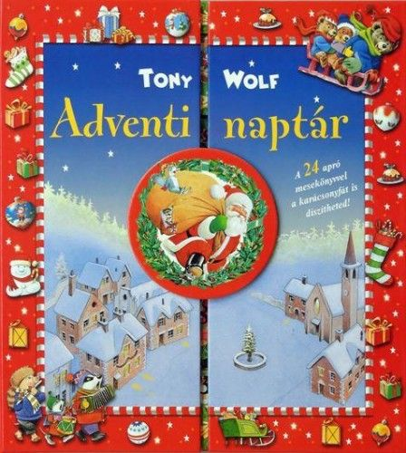 Tony Wolf - Adventi naptár
