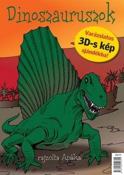 Apáka - Dinoszauruszok