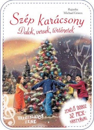 Pálmai Nóra - Szép karácsony - Dalok, versek, történetek