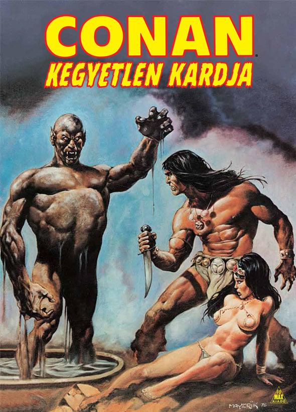 Robert E. Howard - Conan kegyetlen kardja 3.