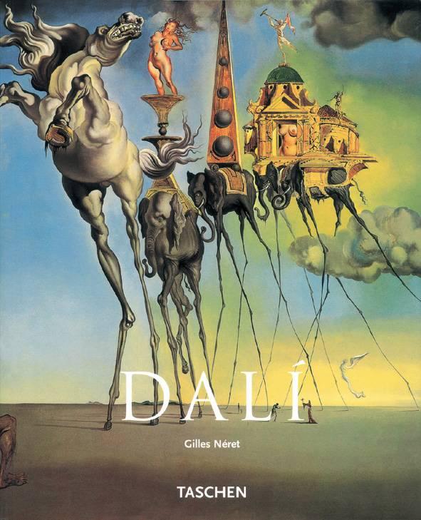 Gilles Néret - Salvador Dalí - 1904-1989