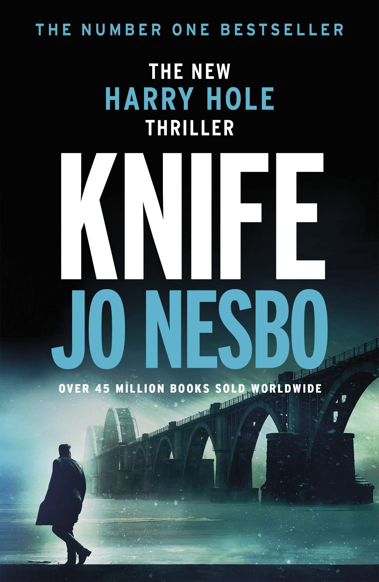 Jo Nesbø - Knife