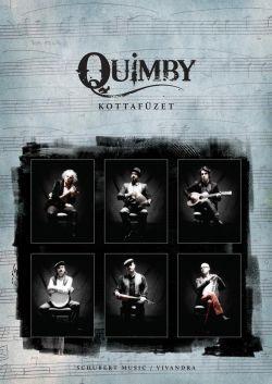 Quimby - Quimby kottafüzet