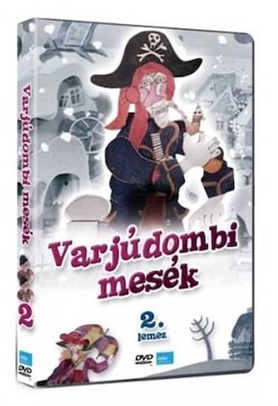 Varjúdombi mesék 2. - DVD