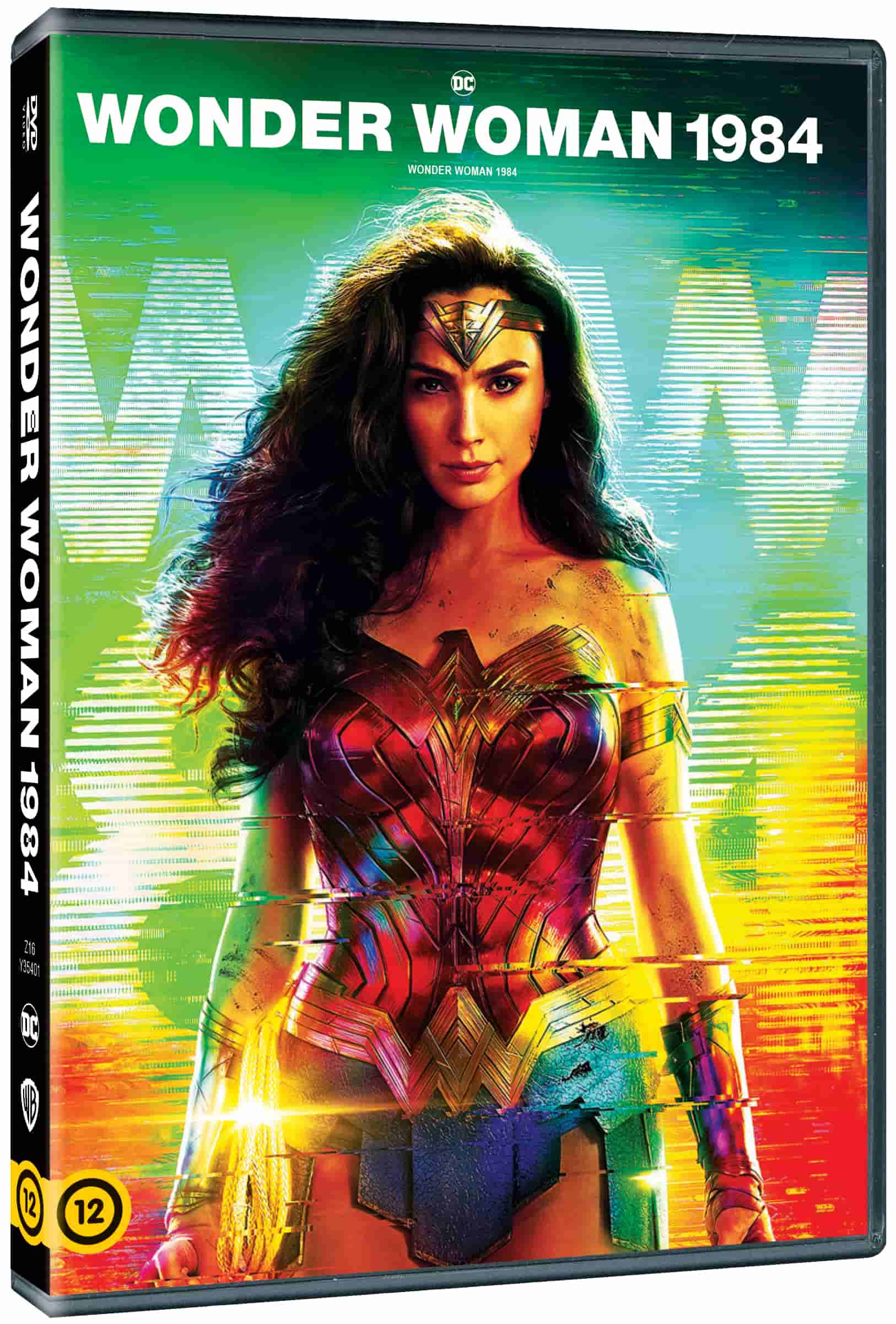 Patty Jenkins - Wonder Woman 1984 - DVD