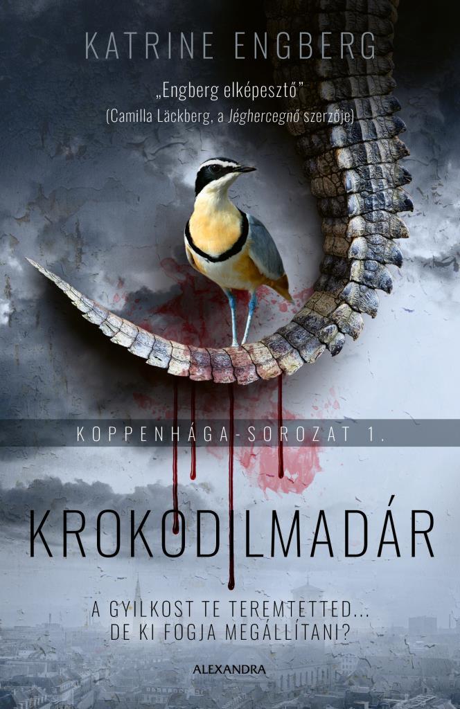 Katrine Engberg - Krokodilmadár