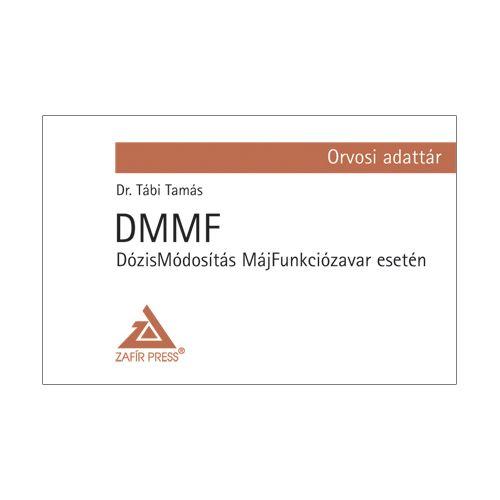 DMMF - Dózismódosítás MájFunkciózavar esetén - Orvosi adattár