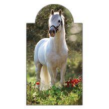 Zafír Press - Ló - mágneses könyvjelző