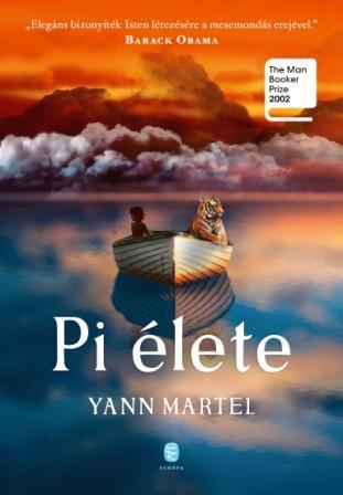 Martel, Yann - Pi élete