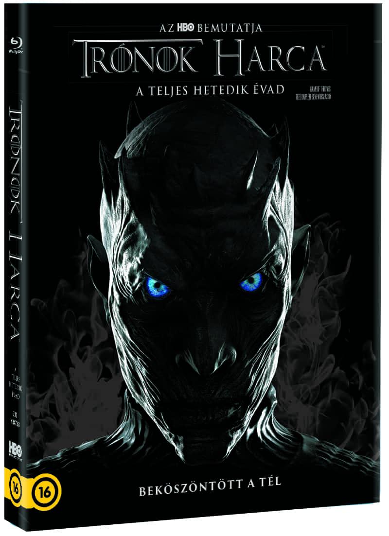 Trónok harca: 7. évad (4 BD) - Blu-ray