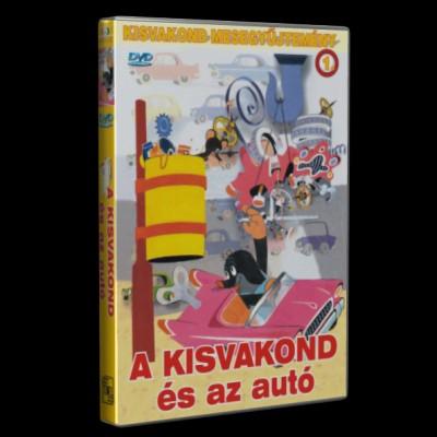 Kisvakond és az autó - DVD