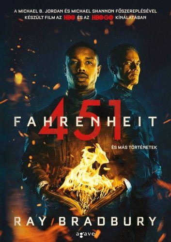 Ray Bradbury - Fahrenheit 451 és más történetek (filmes kiadás)
