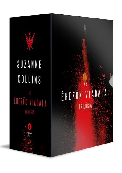 Suzanne Collins  - Az éhezők viadala-trilógia
