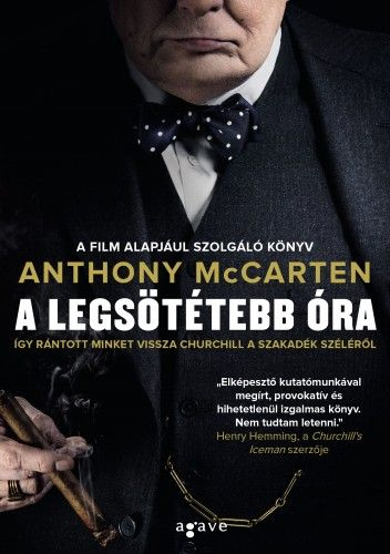 Anthony McCarten - A legsötétebb óra