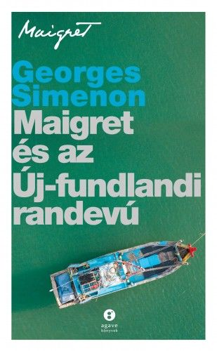 Georges Simenon - Maigret és az Új-fundlandi randevú