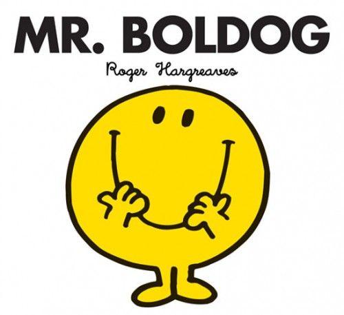 Roger Hargreaves - Mr. Boldog