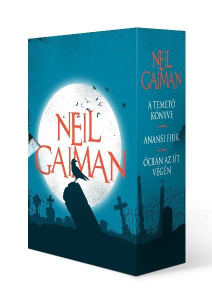 Neil Gaiman - Neil Gaiman díszdoboz