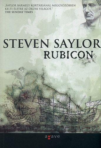 Steven Saylor - Rubicon