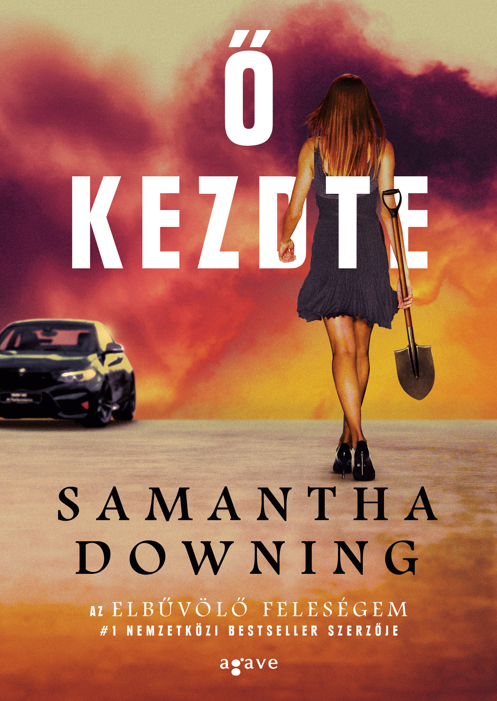 Samantha Downing - Ő kezdte