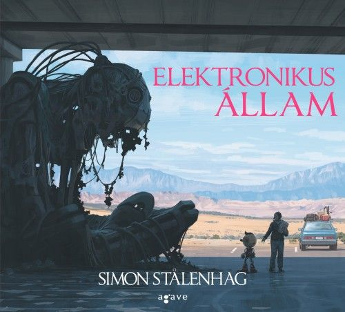 Simon Stålenhag - Elektronikus állam