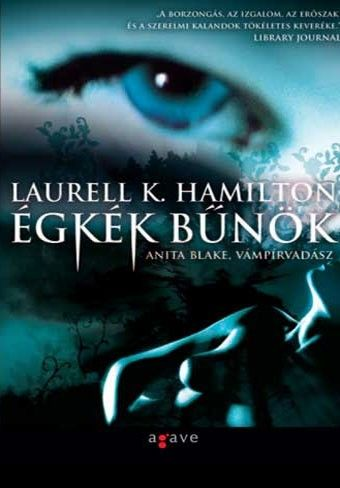 Laurell K. Hamilton - Égkék bűnök