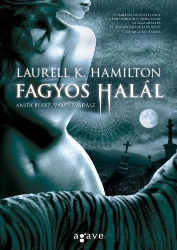 Laurell K. Hamilton - Fagyos halál