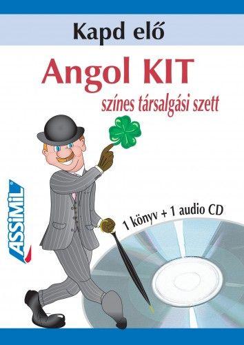 Doris Werner-Ulrich - Kapd elő Angol KIT színes társalgási szett