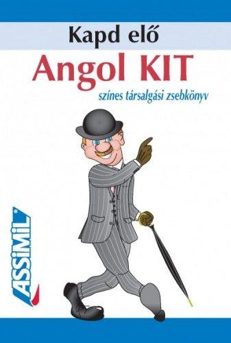 Doris Werner-Ulrich - Kapd elő - Angol KIT színes társalgási zsebkönyv