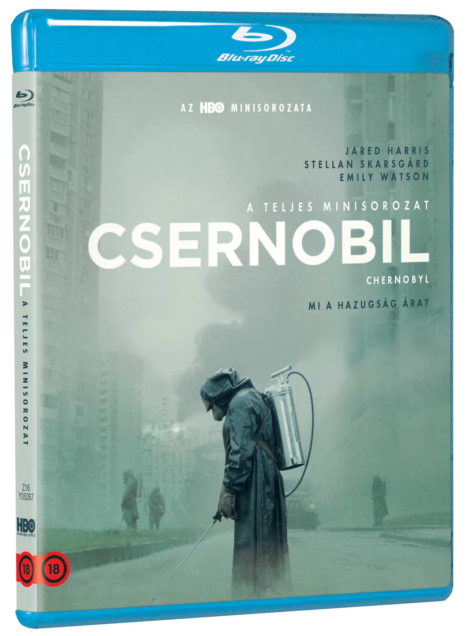 Csernobil (2 BD) - Blu-ray