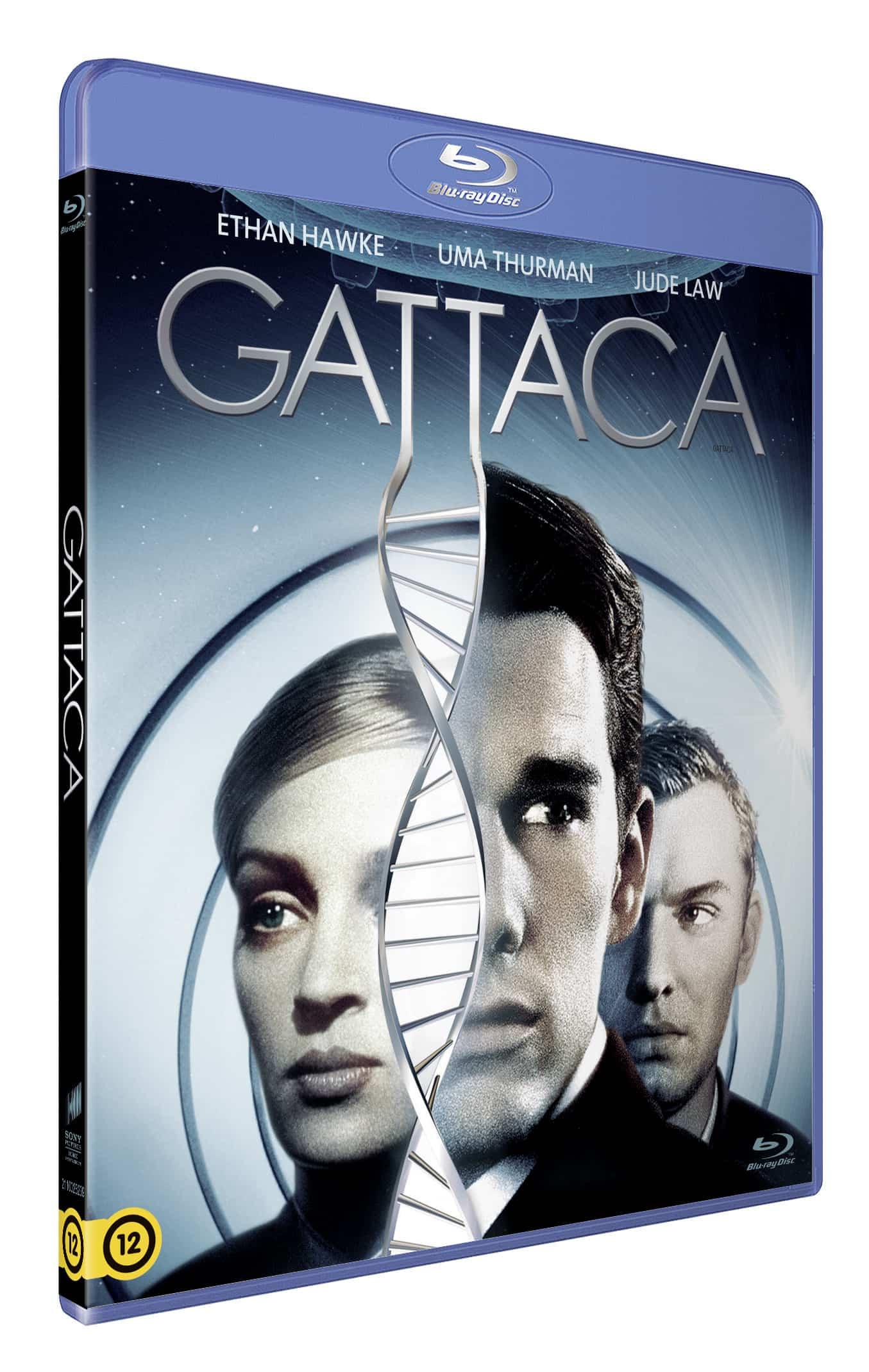 Andrew Nicoll - Gattaca - Blu-ray