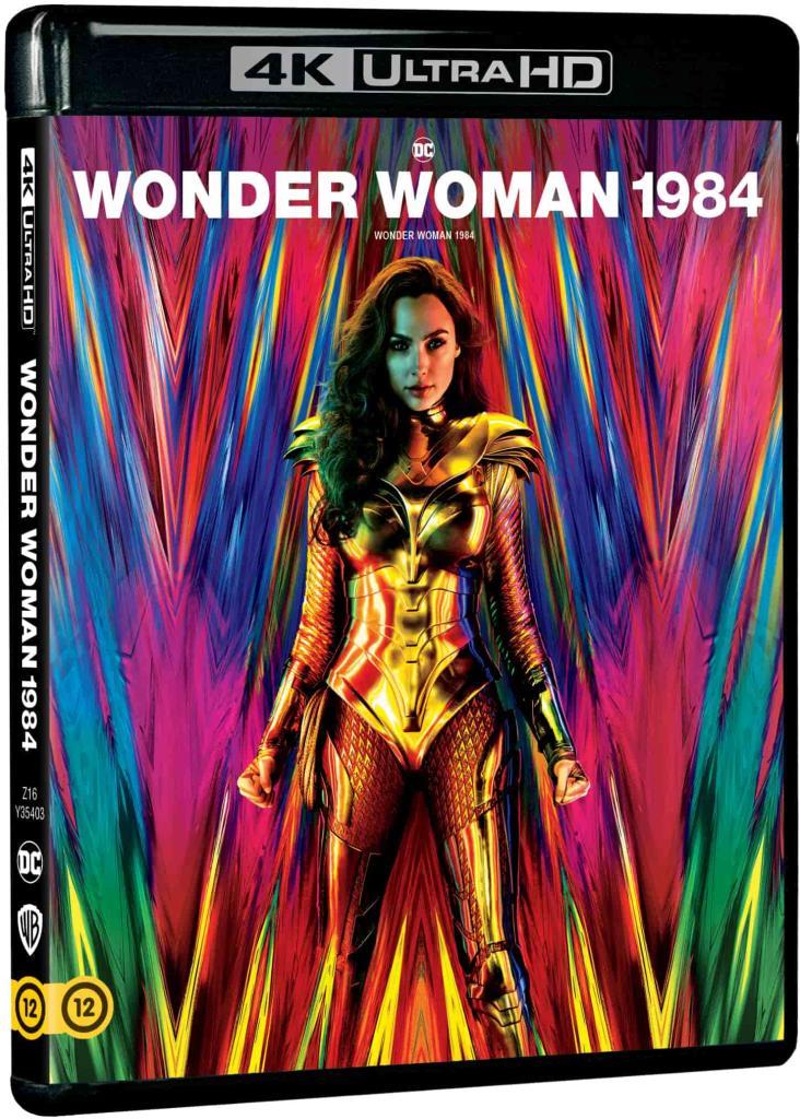 Patty Jenkins - Wonder Woman 1984 (UHD+BD)