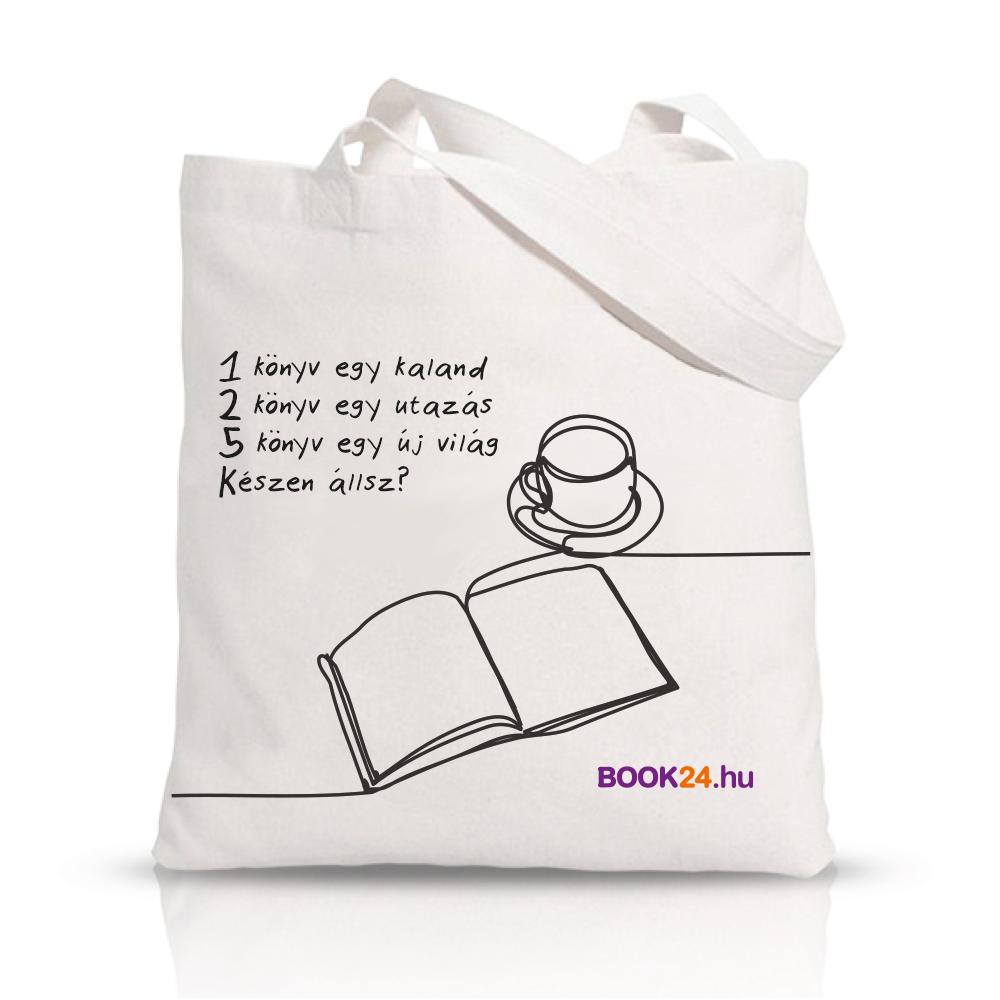 Book24 vászontáska