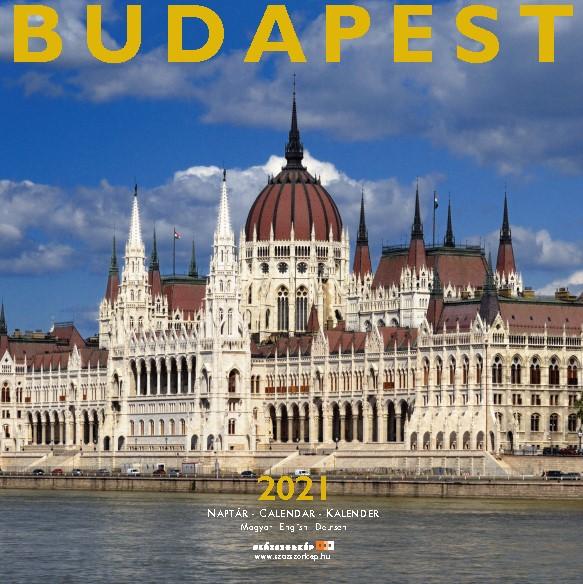 Móra Ferenc - Budapest naptár 2021