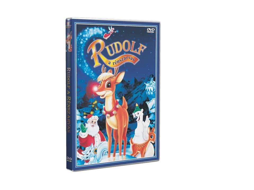 Rudolf 1. - A rénszarvas - DVD